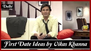 First Date Ideas | Best Places in Delhi | Vikas Khanna | AskMe