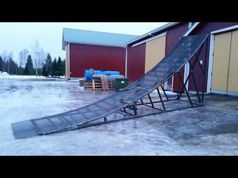 Fmx ramp build