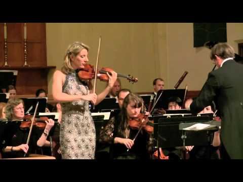 Elizabeth Pitcairn-Barber Violin Concerto-3rd Movement, TOCCATA 9-17-10