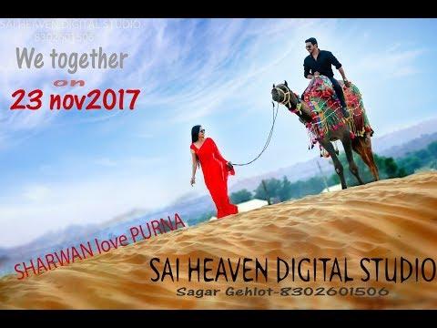 Latest Indian Prewedding Shoot 2017 | Sharwan AND Purna