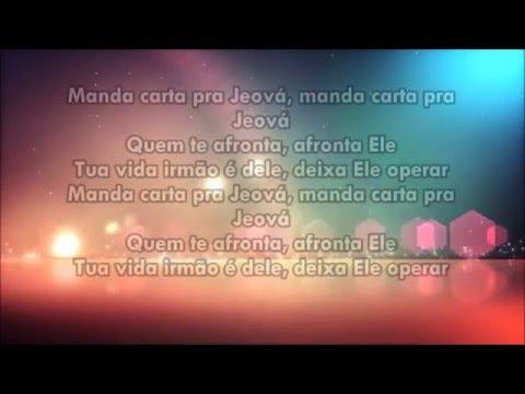 Carta Pra Jeová - Amanda Ferrari - Playback ( Legendado )