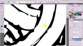 Digitizing Sketches with Adobe Photoshop and Illutrator