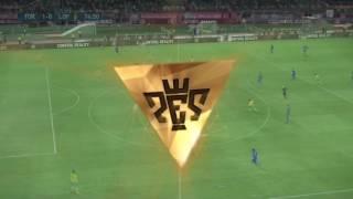 Pes 2017 tokyo fc vs chelsea goal chance better than a goal