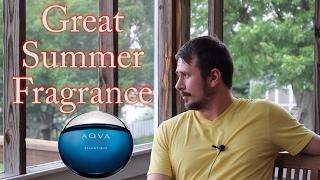 Bvlgari Aqva Atlantique Fragrance Review   Great Summer Fragrance
