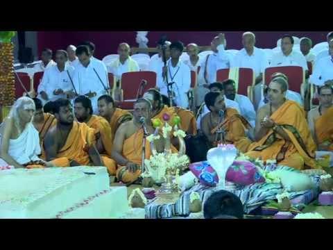 Day 1 -  Morning, Athi Rudra Maha Yagna & Durga Pooja - 2015, Muddenahalli