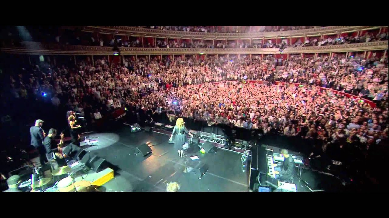 Download Adele - Rolling in the deep (Live Royal Albert Hall)