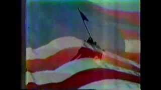 WFLX 1985 Bedtime Stories Closing & Station Sign-Off With National Anthem