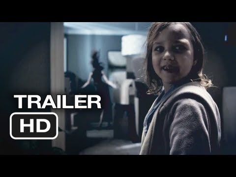 Mama Official Spanish Trailer #1 (2012) - Guillermo Del Toro Horror Movie HD