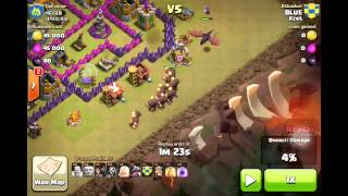 CLASH OF CLANS ATTACK STRATEGY: How to Lure Out Clan Castle Troops