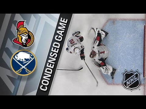 Ottawa Senators vs Buffalo Sabres – Dec. 12, 2017 | Game Highlights | NHL 2017/18. Обзор матча
