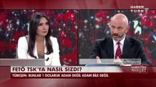 Habertürk Manşet - 27 Temmuz 2016 (Ali Türkşen)ᴴᴰ