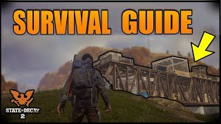 State Of Decay 2 - RARE MODS FOR BASE, TOP 3 BASES (Tricks & Tips)  Cascade Hills Survival Guide