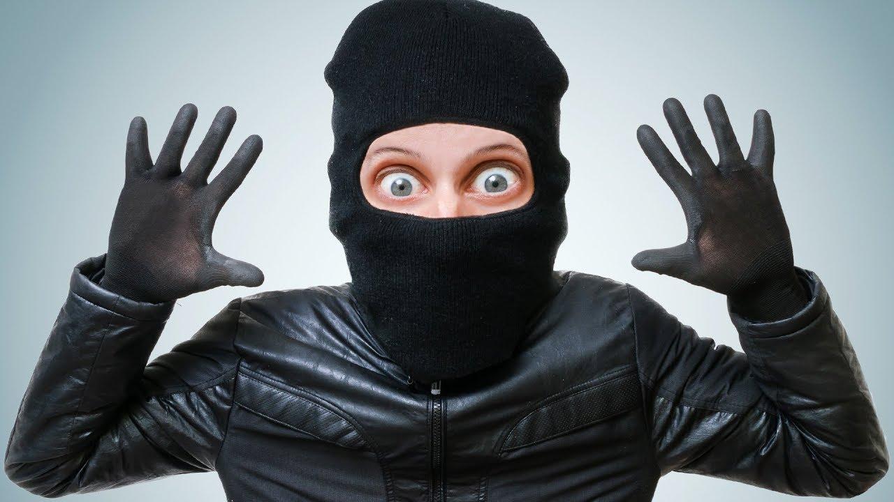 Hırsızlık Yaparken Yakalandım! #2