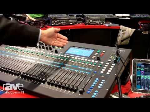 InfoComm 2014: Allen & Heath Announces New QU-32 Digital Mixing Solution