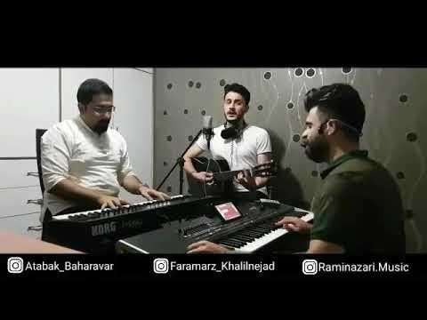 Faramarz khalilnejad /sultanim (cover)