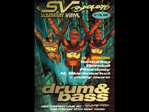 Zinc @ Slammin' Vinyl - 1998