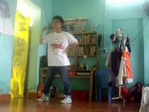 (cover dance) Lovey Dovey T-ara by thpt Dương Quảng Hàm-from Viet Nam