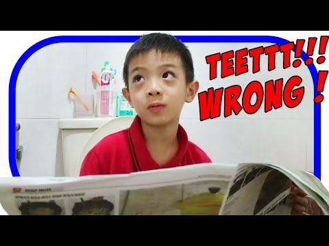 Toilet Password Parody Funny Video LoL by CnX Adventurers