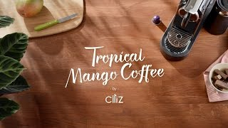 Kuala Lumpur by CITIZ: Tropical Mango Coffee