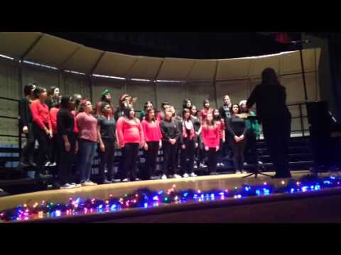 Cavazos Middle School Varsity Girls Choir - Candlelight