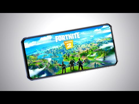 I HAVE THE BEST SMARTPHONE GAMER FOR FORTNITE ?!