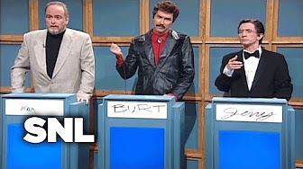 Watch an Epic Round of 'Celebrity Jeopardy' on 'SNL' 40 ...
