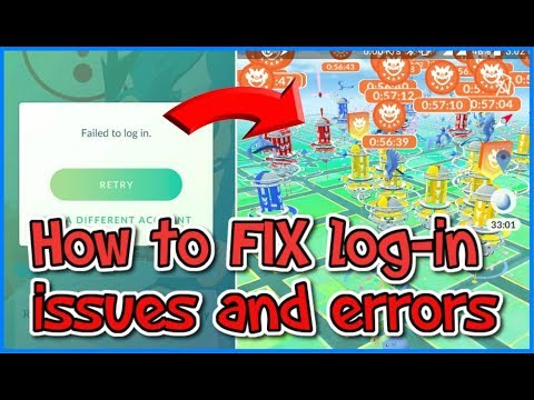 FGL PRO Pokemon GO JOYSTICK GPS HACK Login errors, Location