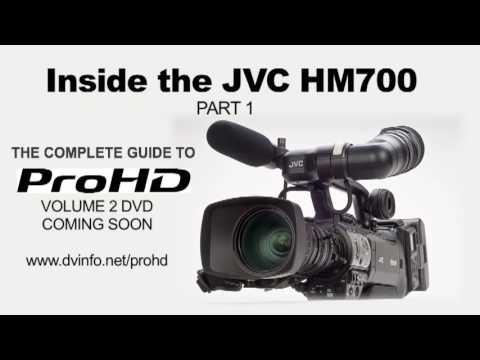 Inside the HM700 Part 1