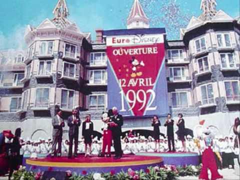 When You Wish Upon A Star - Euro Disney