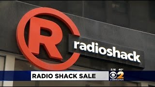 Report: Radio Shack Plans To Auction Off Customer Information