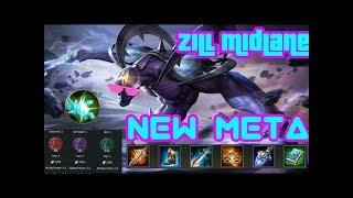 Zill midlane - NEW META- Arena of valor - Top tier HERO