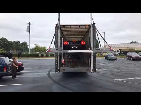 Joey Logano Ford Gt Delivery
