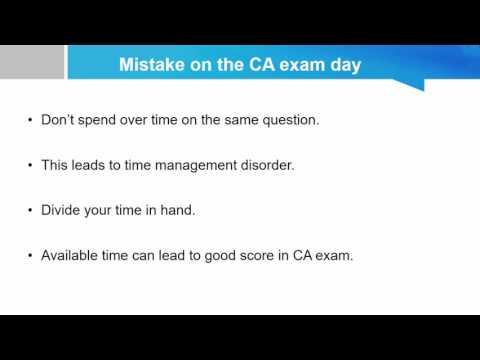5 Common Mistakes to Avoid with CA Coaching in Bangalore