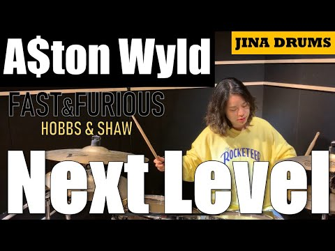 Download Lagu  Next Level - A$ton Wyld #DRUMCOVER #FastAndFurious #HobbsAndShaw #드럼커버 Mp3 Free