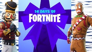 Fortnite - 14 Days Of Fortnite, Challenges, GameModes (Update Patch 7.10)