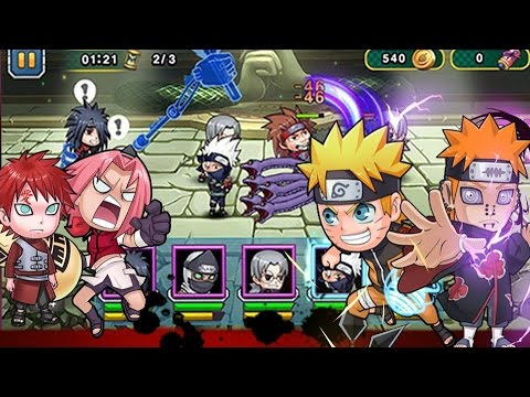 Naruto Mobile Game Anotha One | Ninja Arena (APK)