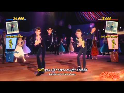 Grease Dance - Official Trailer (PS3, Xbox 360)