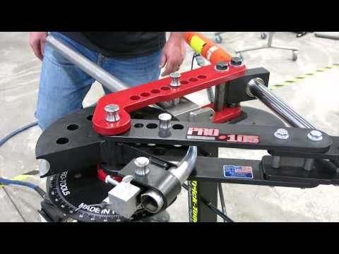 Pro-Tools MB-105HD Air/Hydraulic Tubing Bender Deluxe Kit @ Trick-Tools
