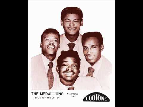 Johnny Twovoice & TheMedallions   My Pretty Baby    1955 Dootone 373