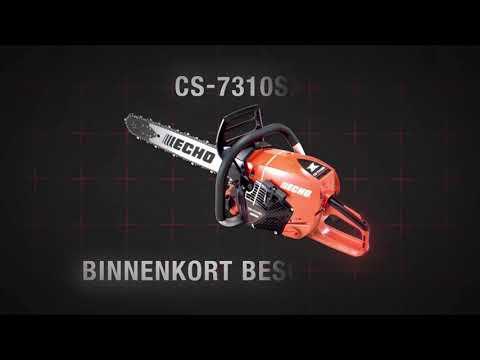 CS-7310SX - 73,5 Cc Professionele Kettingzaag - Binnenkort Beschikbaar