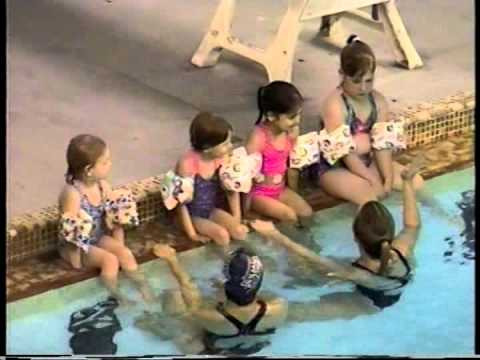 Swimming at the Hoquiam Pool, visit Olympia & the McCleary Bear Festival in May, 1999