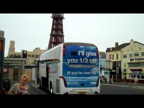 Blackpool Coach Station