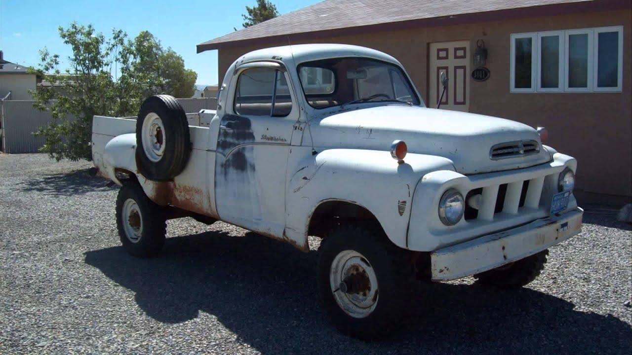 1959 Studebaker Pickup Youtube