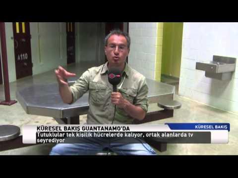 "TRT TURK TV, ""KURESEL BAKIS"" NEWS SHOW, GUANTANAMO (TURKISH)"