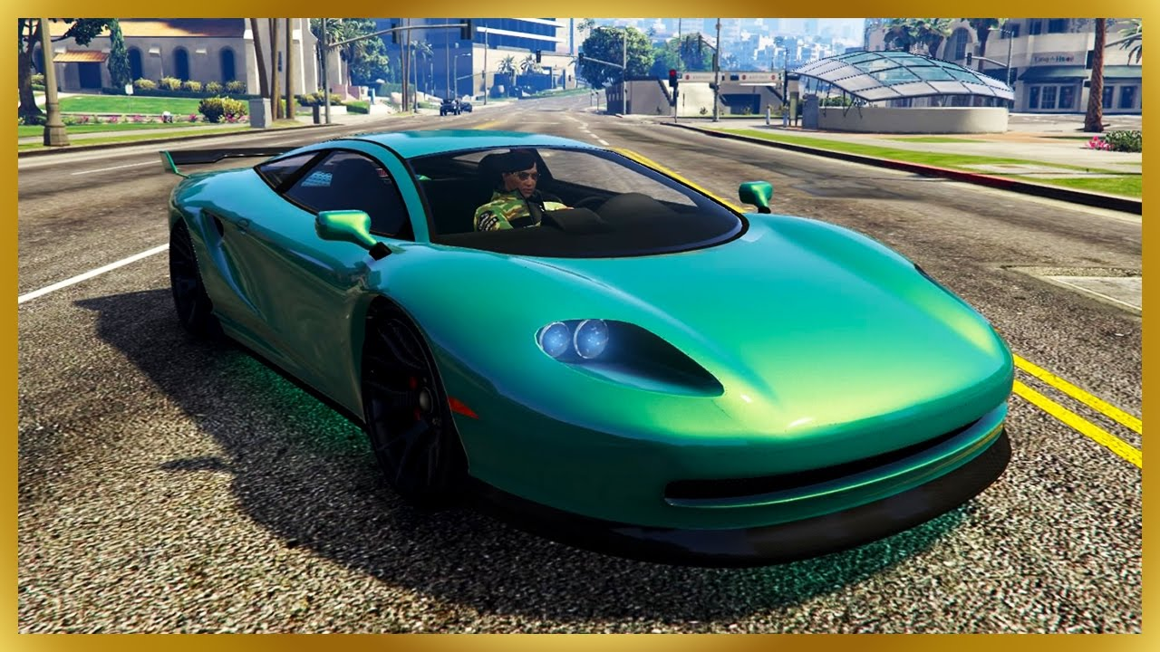 gta 5 online top 3 best color customizations ocelot penetrator super cars gta 5 online