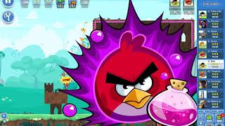 Angry Birds Friends tournament, week 341/C, level 2