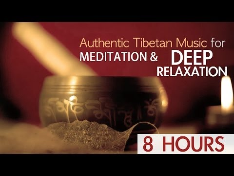 Authentic Tibetan Music| Meditation Music| Music for Deep Relaxation