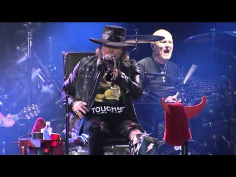 AC/DC - Shoot To Thrill Live Lisbon, Portugal Axl Rose (PRO SHOT HQ SOUND)
