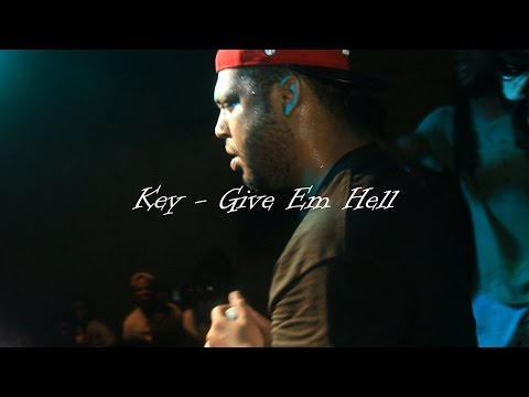 Key! Performs Give Em Hell [Dallas Texas] shot by @Jmoney1041
