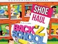 Girls Back 2 School Shoes Haul // Ages 3&5